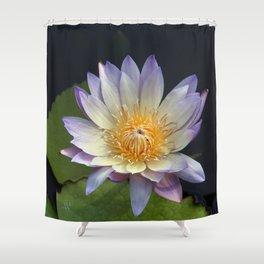 Golden Hue Shower Curtain