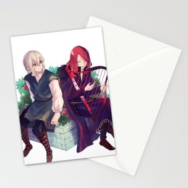 Bedivere Fate stay night  Stationery Cards
