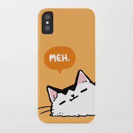 Lazy iPhone Case