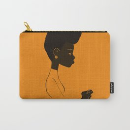 The black art Carry-All Pouch