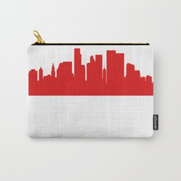 I Was Born In Fort Worth Carry-All Pouch