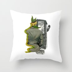We Aren't Always Who We Appear Throw Pillow