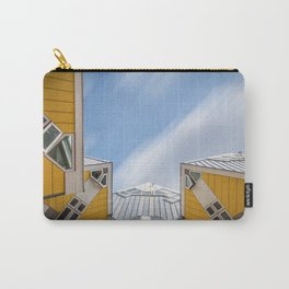 Cube houses in Rotterdam Carry-All Pouch