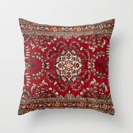 persian art carpet Throw Pillow