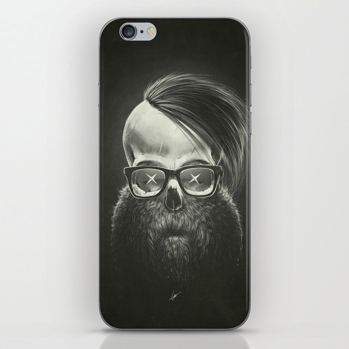 N.E.R.D. - (No-One Ever Really Dies) iPhone Skin