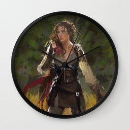 Dread Wall Clock