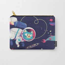 The Adventures of Space Cat Carry-All Pouch