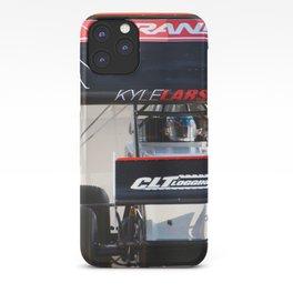Kyle Larson motor heat iPhone Case