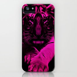 Young Tiger iPhone Case