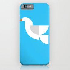 Geometric Dove Slim Case iPhone 6s