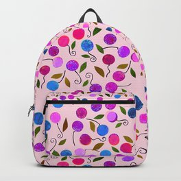 cherry-berrie jumble ... Backpack