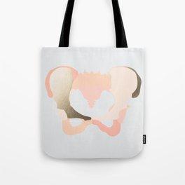 Pretty Pelvis Tote Bag