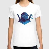 leonardo T-shirts featuring Leonardo Forever by Ian Wilding