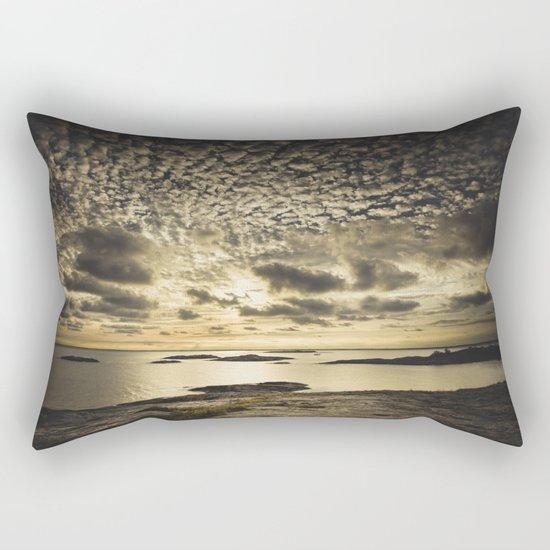 My perfect loneliness Rectangular Pillow