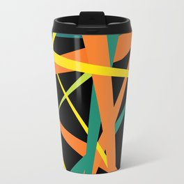 Yellow Fight Travel Mug