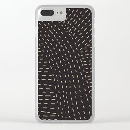 MARKS Clear iPhone Case