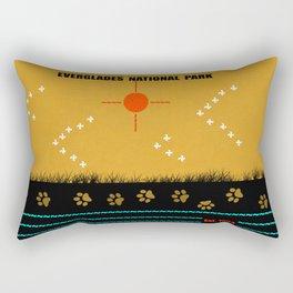 Everglades National Park Rectangular Pillow