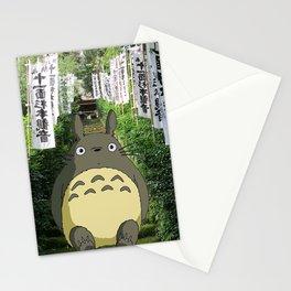 My neighbor Totoro's Stationery Cards