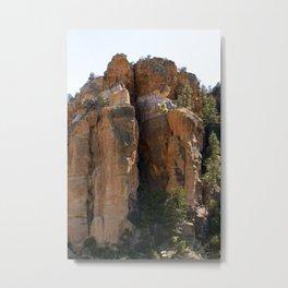 El Malpais National Park 2 Metal Print