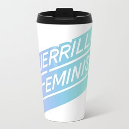 GF purple logo Travel Mug