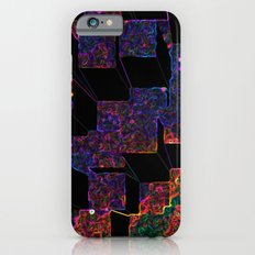 Electric Cubes  iPhone 6s Slim Case