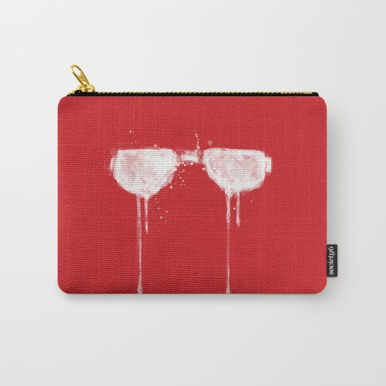 i would be sad Carry-All Pouch