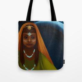 Cresent Tote Bag