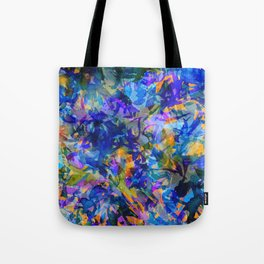 Pacific Kelp Forest Tote Bag