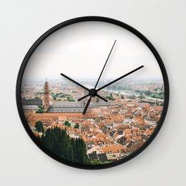 Heidelberg, Germany Wall Clock