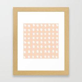 Coit Pattern 72 Framed Art Print