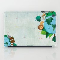 planet of the apes iPad Cases featuring Planet by Design SNS - Sinais Velasco