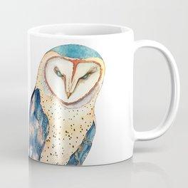 The colourful barn owl Coffee Mug