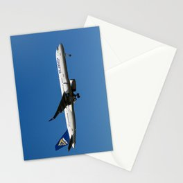 Air Astana Boeing 757 Stationery Cards