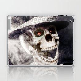 The Dapper Skeleton Laptop & iPad Skin