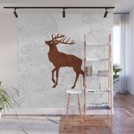 Les Bois Wall Mural