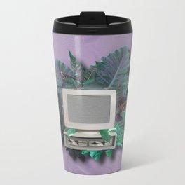Organic Tech Metal Travel Mug