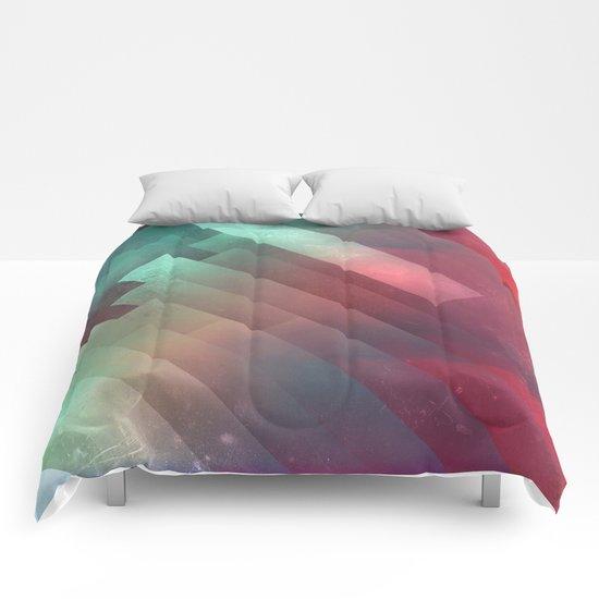 glyxx cyxxkyde Comforters