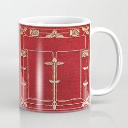 Red Rose Vines Coffee Mug