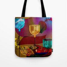 Lazy Lamps Tote Bag