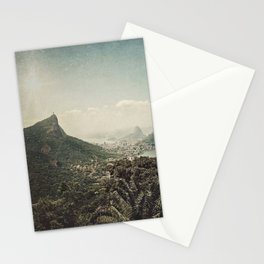 a piece of heaven Stationery Cards