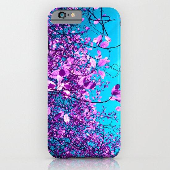 purple tree XXIII iPhone & iPod Case