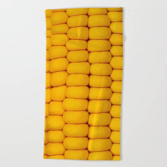 Corn Beach Towel