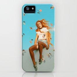 RETRO VENUS iPhone Case