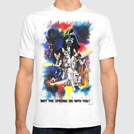 StarWars Sphynx T-shirt