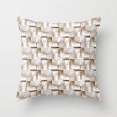 3D PATTERN Throw Pillow