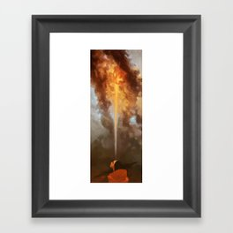 Introcession Framed Art Print