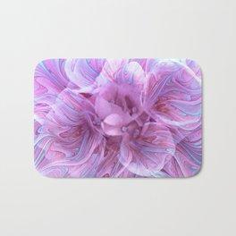 Fractal Flower 3 Bath Mat