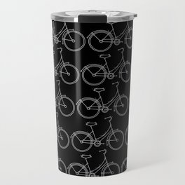 Vectorial Biker Travel Mug
