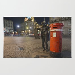Porto Postie Rug