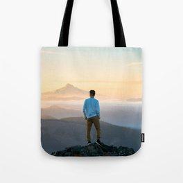 The traveler 1 Tote Bag